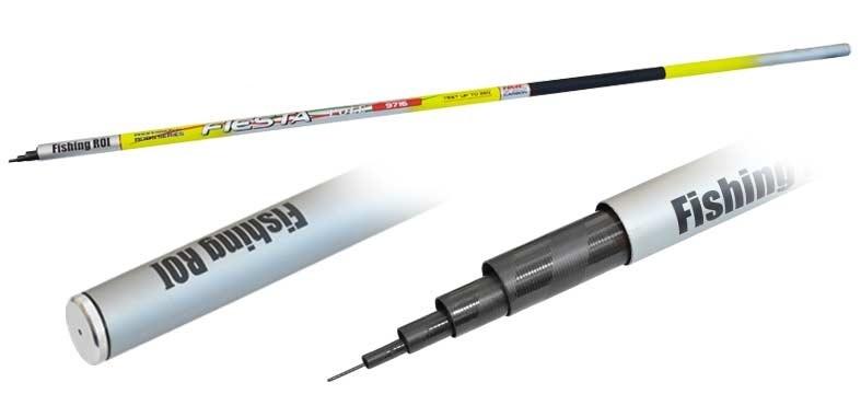 Купить Маховое телескопическое удилище Fishing Roi Espada Telepole 400 5-25gr (225-01-9614)