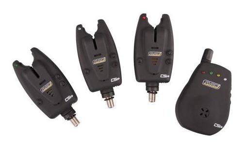 Купить Набор сигнализаторов в кейсе DAM Mad CSI+ 3+1 (52325)