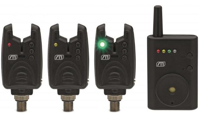 Купить Набор сигнализаторов в кейсе DAM Mad NANO 3+1 (52328)
