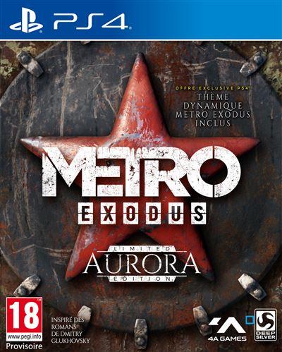 Купить Шутер, Metro: Exodus Aurora Limited Edition PS4 - Метро: Исход. Специальное издание Аврора - Русская версия, Deep Silver