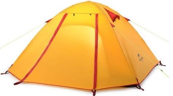 Купить Палатка Naturehike P-Series 4 (4-местная) 210T (NH15Z003-P)