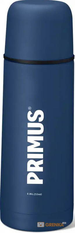 Купить Термос Primus Vacuum bottle 0.35 л Deep Blue