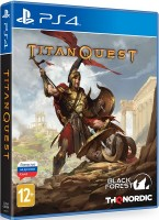 игра Titan Quest Anniversary Edition PS4  (русская версия)