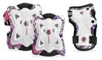 Защита Powerslide 2018 PRO Butterfly Tri-Pack, Size XS (906012)