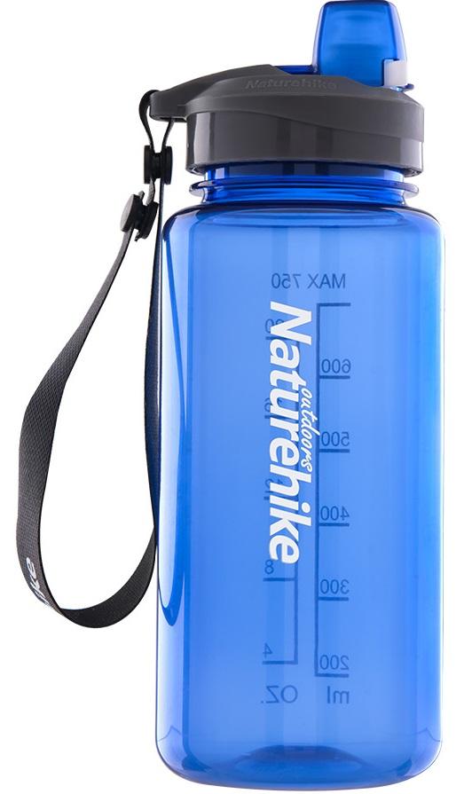 Купить Фляга спортивная NatureHike 'Sport bottle' 1.0 л синяя (NH17S011-B)