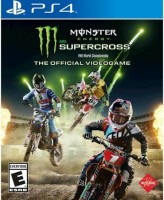 игра Monster Energy Supercross (PS4)