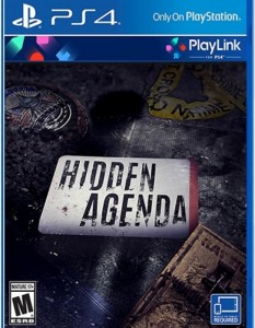 игра Hidden Agenda PS4