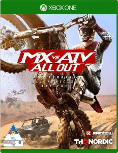 игра MX VS ATV ALL OUT Xbox One (Русская Версия)