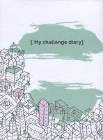 Книга My Challenge Diary. Ежедневник-книга