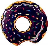 Подарок Пляжный коврик 'Шоколадный пончик'