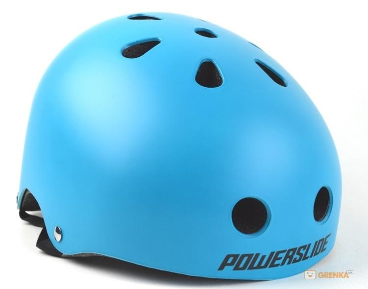Купить Шлем Powerslide ALLROUND cyan L/XL 58-62 (903203)