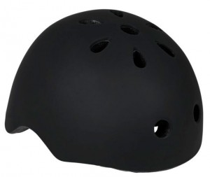 Шлем Powerslide Helmet Allround Kids, black 50-54 (906023)