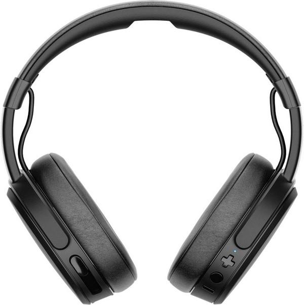 Купить Наушники и гарнитуры, Наушники Skullcandy Crusher BT Black (S6CRW-K591)