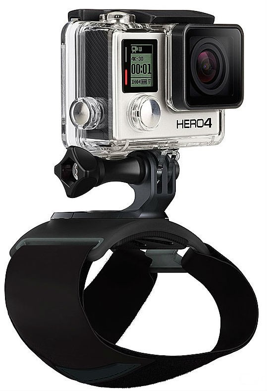 Купить Крепление GoPro The Strap (Hand + Wrist + Arm + Leg Mount) (AHWBM-002)