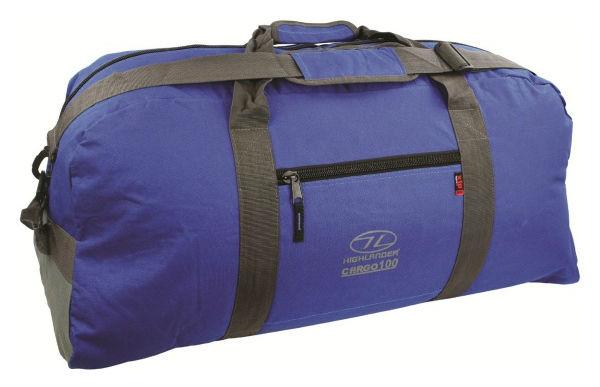 Купить Сумка дорожная Highlander Cargo 100 Blue (925862)