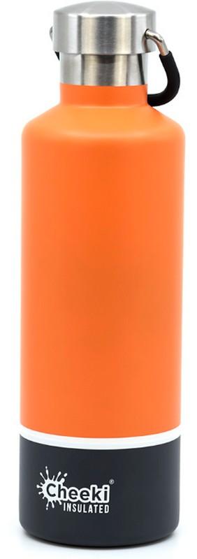 Купить Термос Cheeki Classic Insulated 600 ml Orange Grey (CIB600OG1)