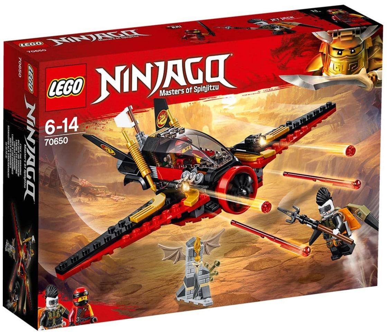 Купить Конструктор Lego Ninjago 'Крыло судьбы' (70650)