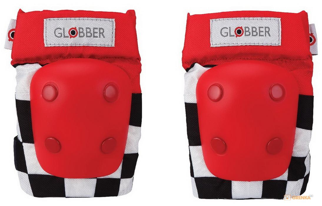 Комплект защитный детский Globber, красный XXS (529-001)  - купить со скидкой