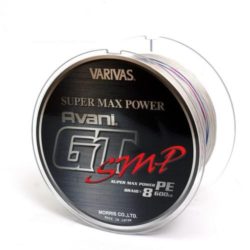 Купить Шнур Varivas Avani GT SMP 150 Lb 600 м (РБ-609316)