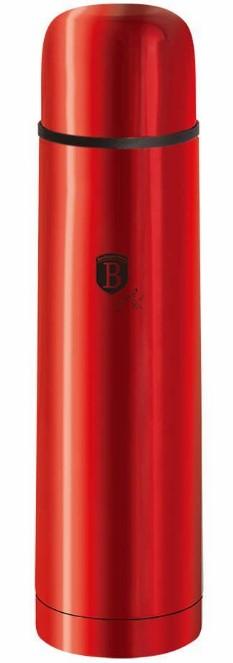 Купить Термос Berlinger Haus Burgundy Metallic Line 1 л (BH-1756)