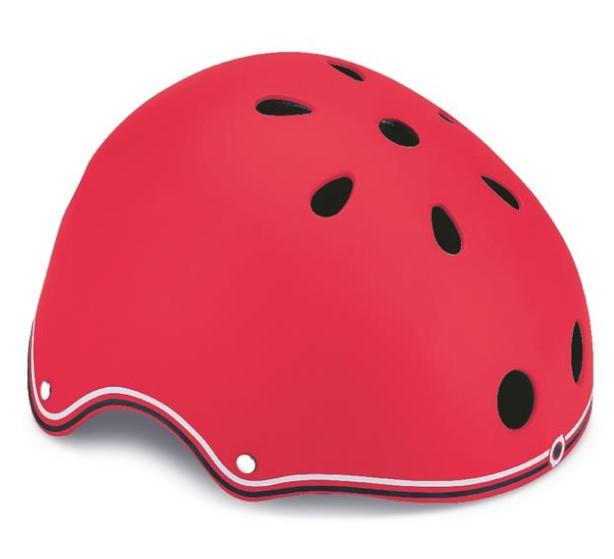 Шлем защитный детский GLOBBER красный XS (500-102)