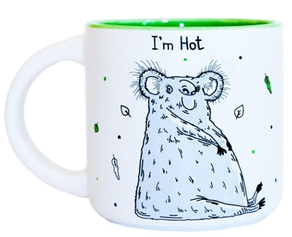 Купить Чашка 'I'm hot' 350 мл (PDP3406), PAPAdesign