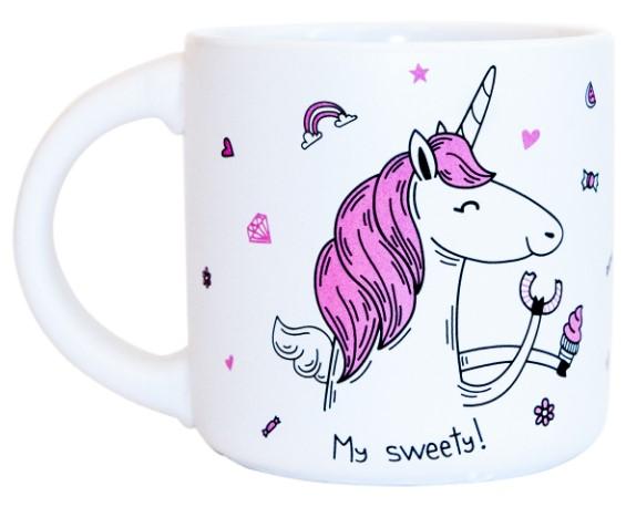 Купить Чашка 'My sweety' 350 мл (PDP3408), PAPAdesign