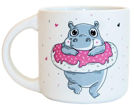 Купить Чашка 'Donut Worry' 350 мл (PDP3404), PAPAdesign