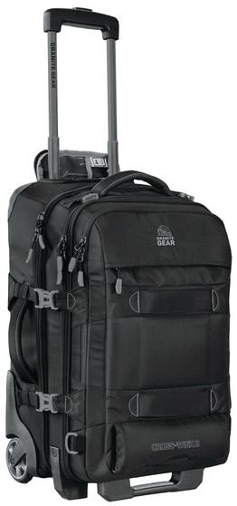 Сумка-рюкзак на колесах Granite Gear Cross Trek 2 Wheeled 53 Black/Flint (926091)