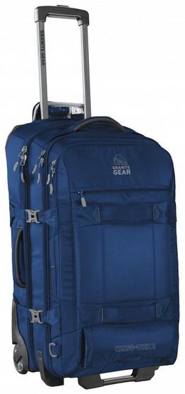 Сумка-рюкзак на колесах Granite Gear Cross Trek 2 Wheeled 78 Midnight Blue/Flint (926096)