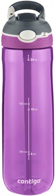Купить Бутылки, Бутылка для воды Contigo 'Ashland Water Bottle', 710 мл, сиреневая (2072403-1)