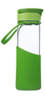Купить Бутылка для напитков Migo 0, 55 л Enjoy Glass зеленая (6939236342865)