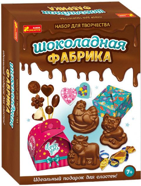 Купить Наборы для рукоделия, Шоколадная фабрика, Ranok