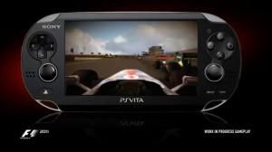 скриншот F1 2011 PS Vita #9