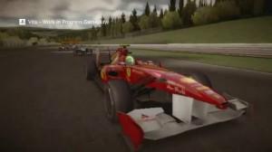 скриншот F1 2011 PS Vita #10