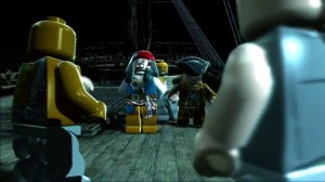 скриншот LEGO Pirates of the Caribbean PS3 #9