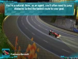 скриншот Cars 2 PSP (русская версия) #9