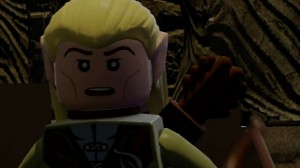 скриншот LEGO Lord of the Rings PS3 #10
