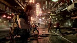 скриншот Resident Evil 6 PS 4 #10