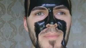 фото Черная маска-пленка от черных точек Suction Black Mask #7