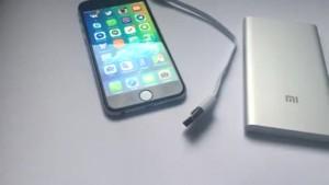 фото Внешний аккумулятор Xiaomi Mi Power Bank 5000mAh Silver #5