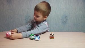 фото Металлическая машинка Silverlit 'Robocar Poli' Рой, 6 см (83161) #10