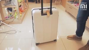 фото Рюкзак Xiaomi Mi minimalist urban Backpack Dark Grey (Р26129) #11