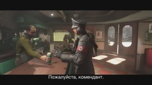 скриншот Wolfenstein 2: The New Colossus PS4 #9