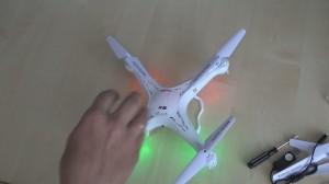 фото Квадрокоптер (X5) #6