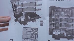 фото Гараж `Мегапарковка 4 уровня с вертолетной площадкой` (0846) #2