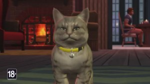 скриншот  Ключ для The Sims 4: Кошки и собаки DLC #7