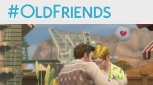 скриншот  Ключ для The Sims 4: Кошки и собаки DLC #8