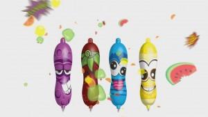 фото Набор ароматных восковых карандашей для рисования Scentos 'РАДУГА, 8 цветов' (41102) #2