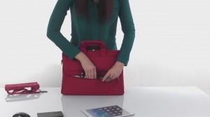 фото Сумка для ноутбука 15.6' Rivacase Red (8630) #12